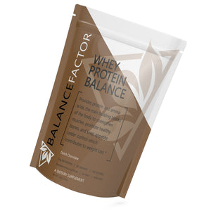 Balance Factor  Whey Protein Balance  Dutch Chocolate - Whey Protein - Tilt
