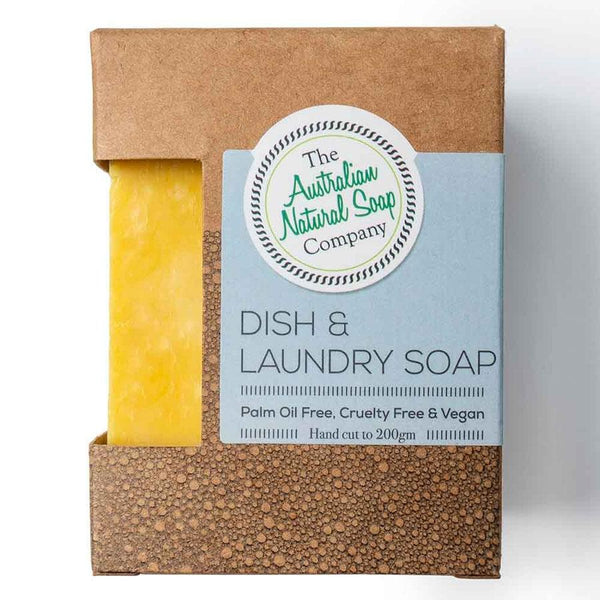 Solid Kitchen Dish and Laundry Soap