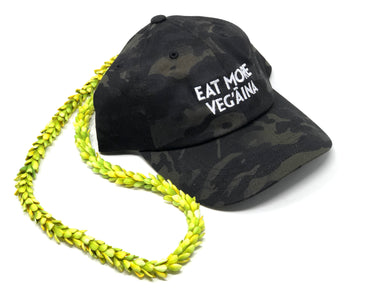 Eat more veg'āina dad hat