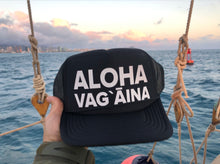 Load image into Gallery viewer, Aloha vag'āina hat