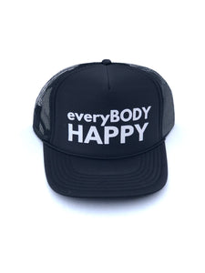 Everybody happy hat