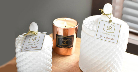 Best Winter Candles to brighten your home and mood!