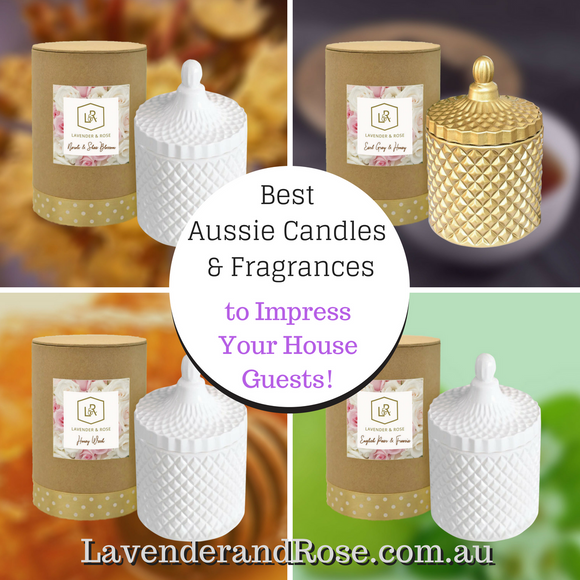 Best Aussie Candles and Fragrances to Impress your Home Visitors and Guests!