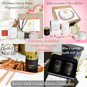 2018 Christmas & Holiday Scented Candle & Fragrance Gift Ideas!