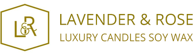 Lavender & Rose Luxury Candles