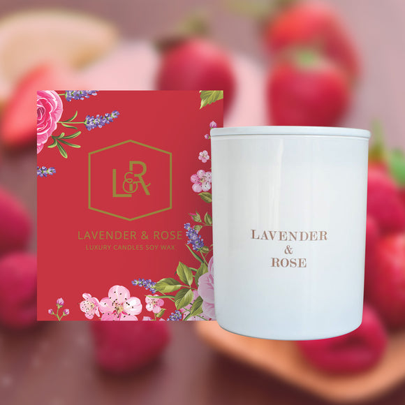 Satsuma Berry Candle