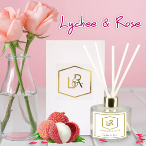 Lychee & Rose Diffuser