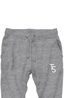 Trap Stamp Grey Jogger