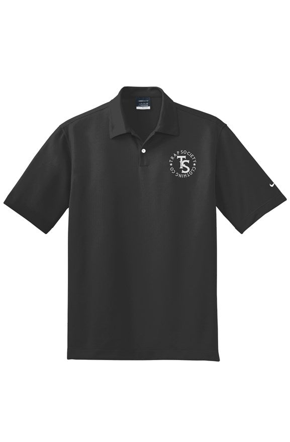 Team Nike Trap Stamp Dri Fit  Polo