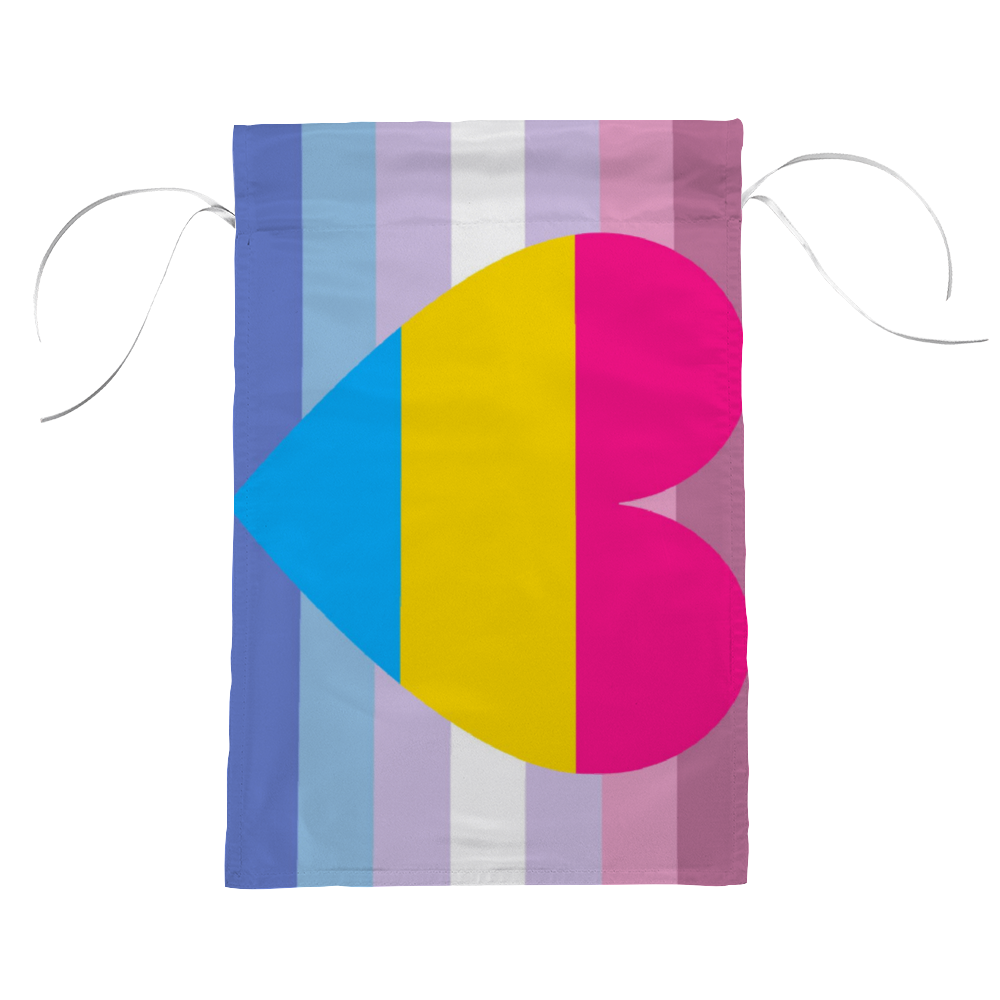 Bigender Pansexual Combo Pride Flag | The Rainbow's Brand