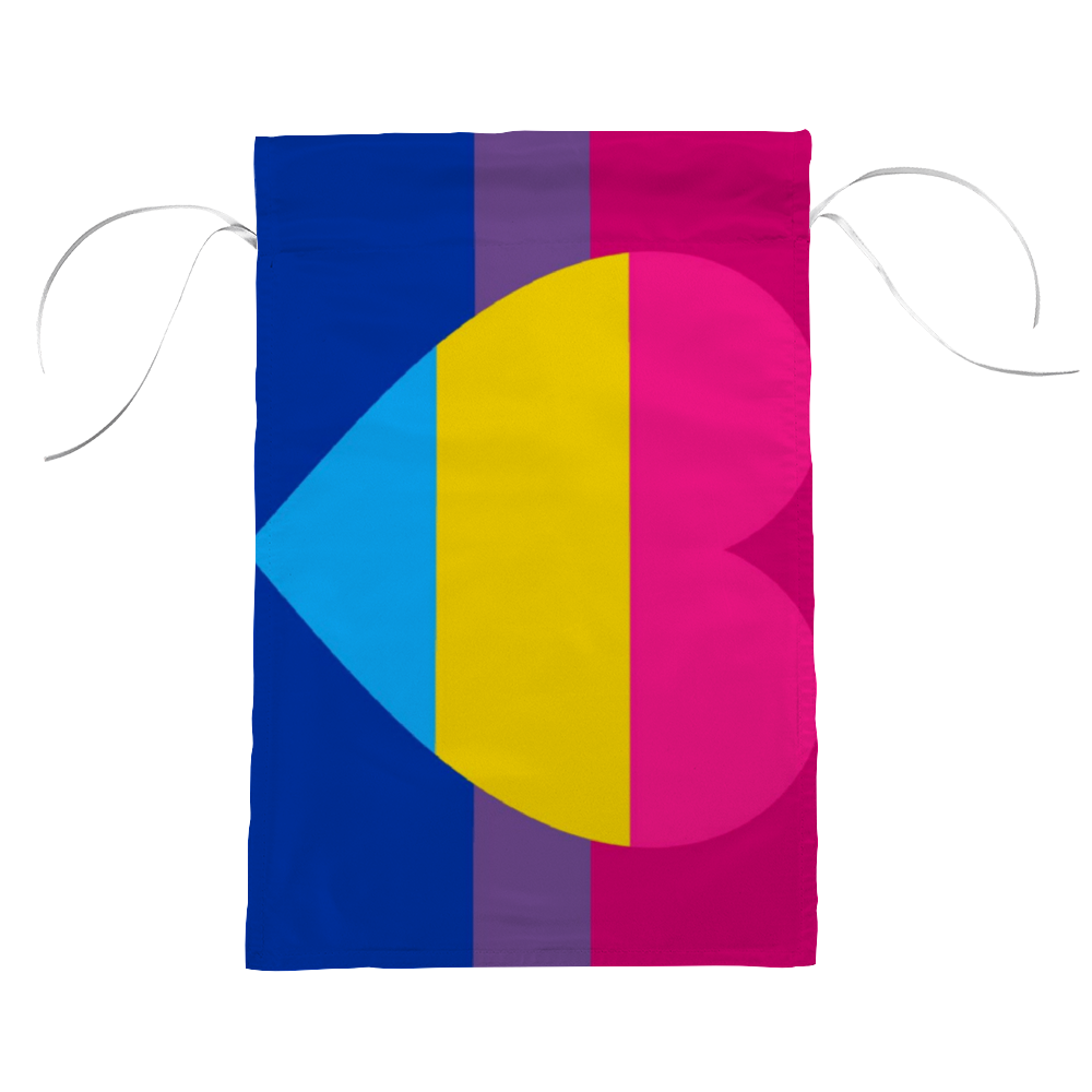 Bisexual Panromantic Pride Flag | The Rainbow's Brand