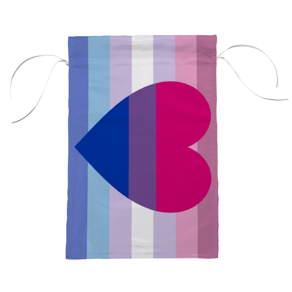 Bisexual Bigender Pride Flag | The Rainbow's Brand