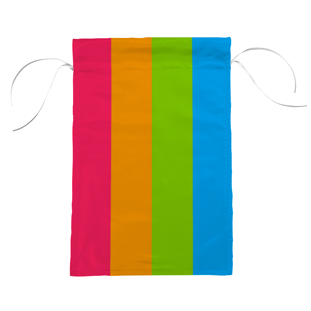 Panromantic Pride Flag | The Rainbow's Brand