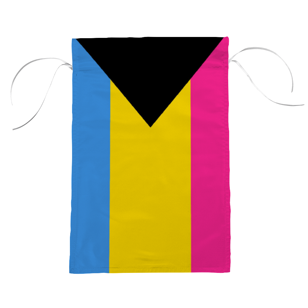 Demisexual Panromantic Pride Flag | The Rainbow's Brand