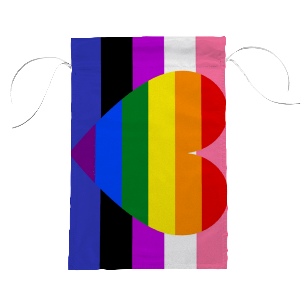Genderfluid Gay Pride Flag | The Rainbow's Brand