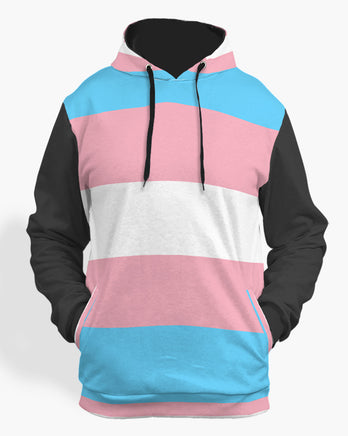 Transexual pride hoodie-The Rainbow's Brand