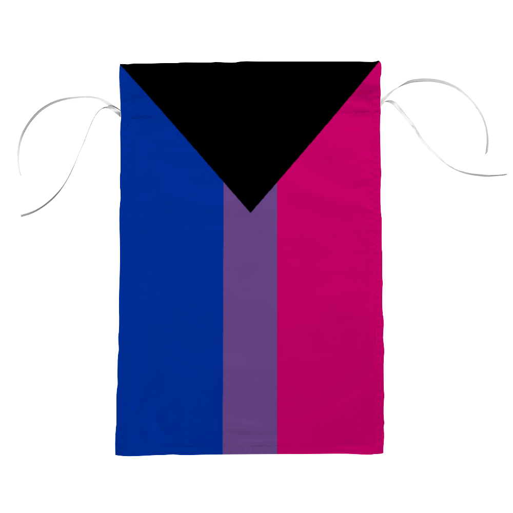 DemiBisexual Pride Flag | The Rainbow's Brand