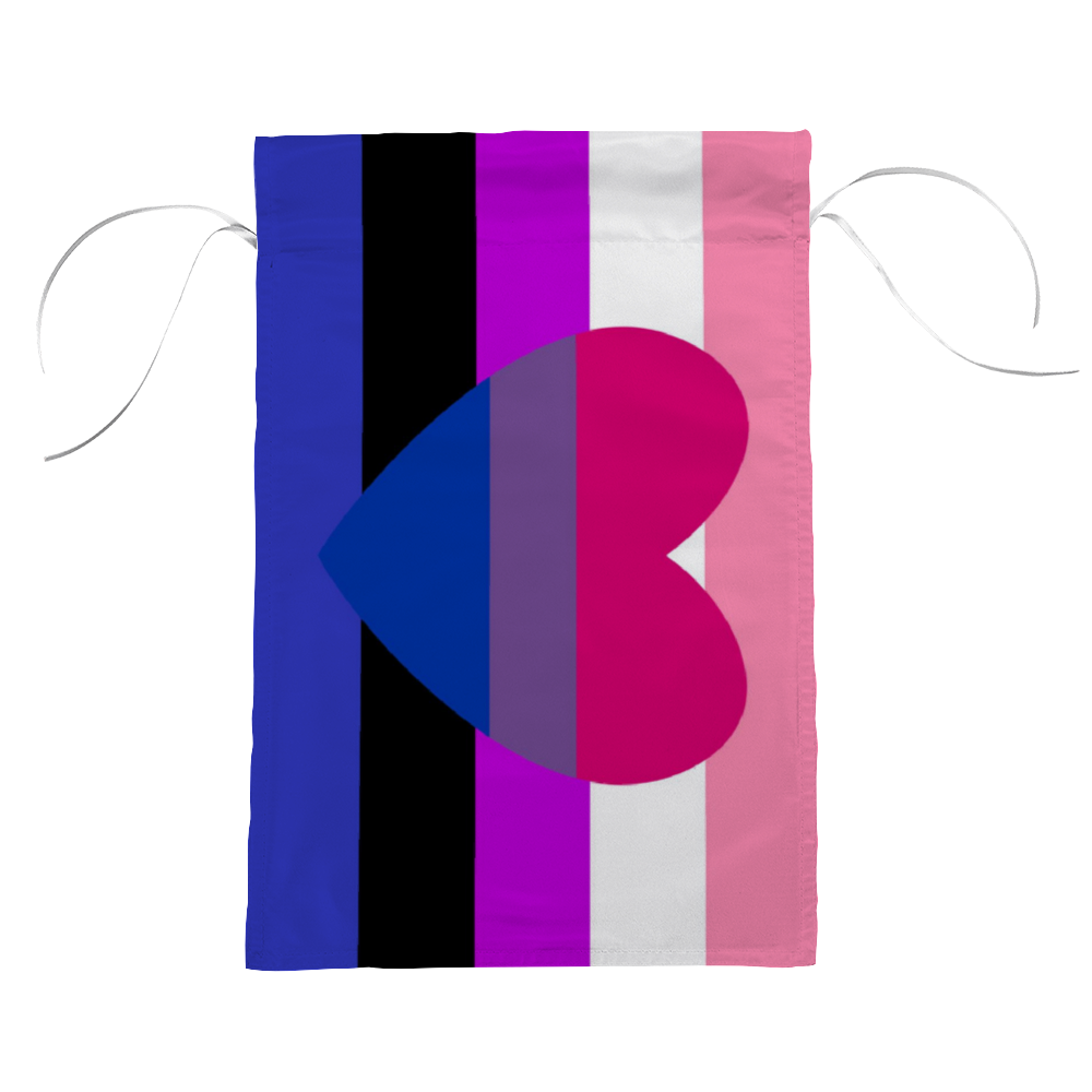 Genderfluid Bisexual Pride Flag | The Rainbow's Brand