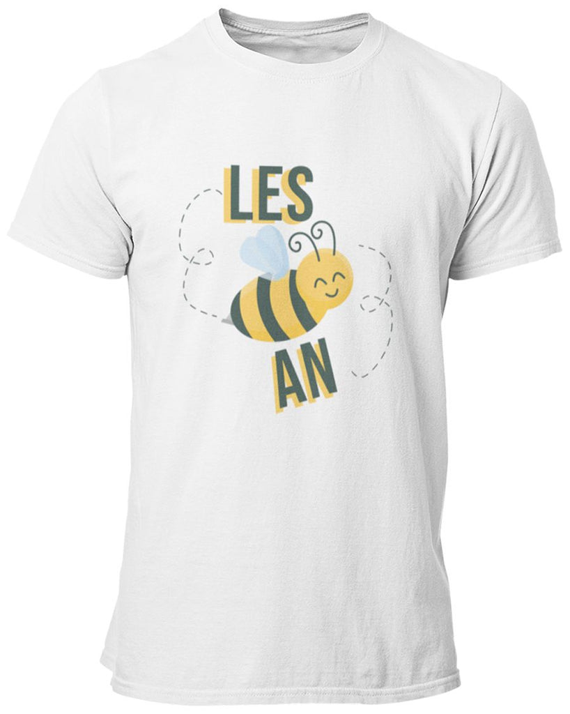 Cute Lesbian Pride Shirt Bee | The Rainbow's Brand