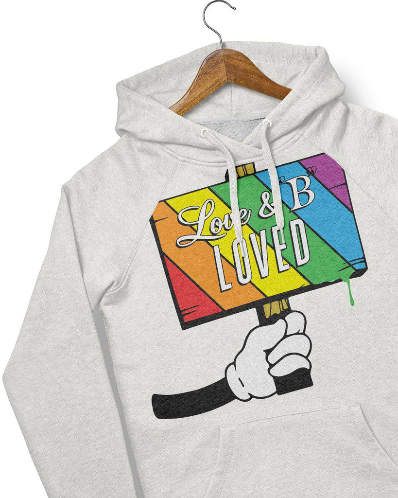 Pride hoodies LGBT-The Rainbow's Brand