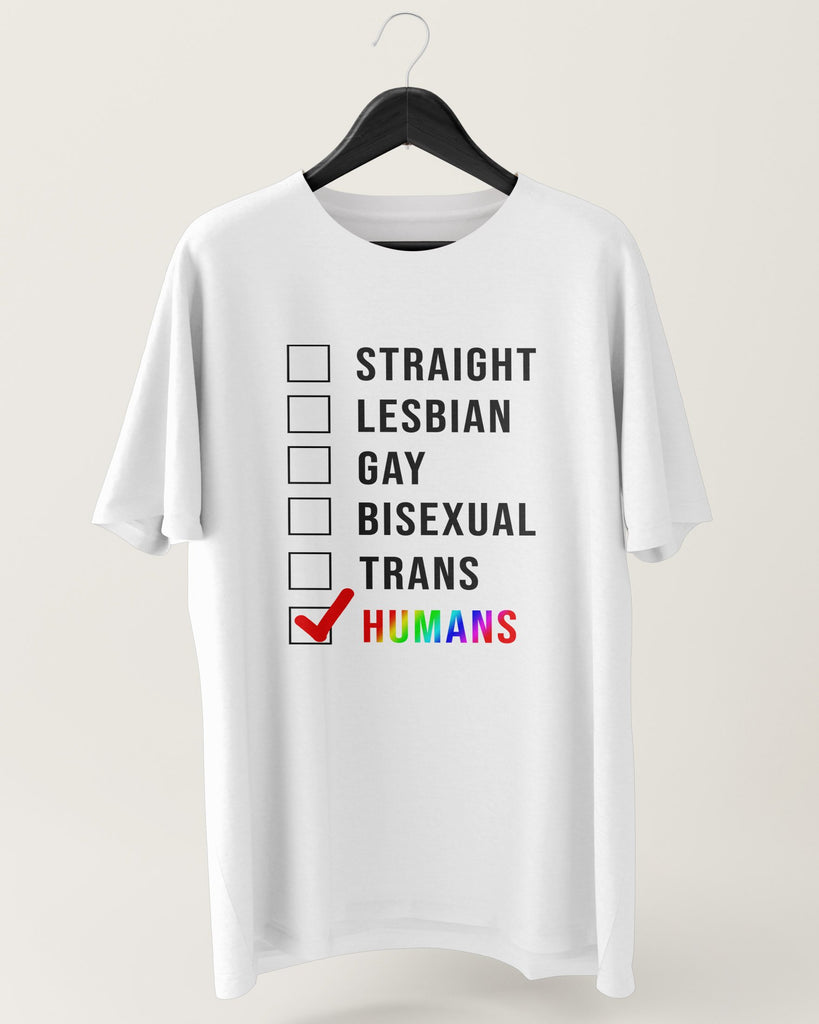 Lesbian gay bisexual transgender pride shirt | The Rainbow's Brand
