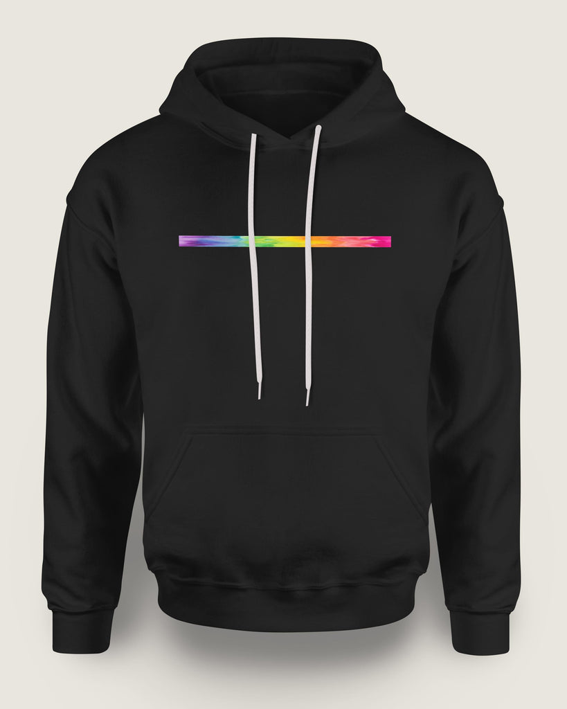 Lgbt Flag Hoodie | The Rainbow's Brand