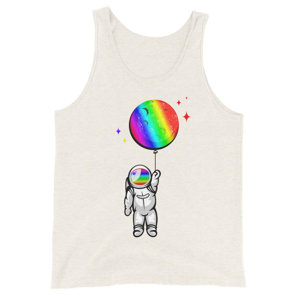 Lgbt Pride Tank Top | The Rainbow's Brand