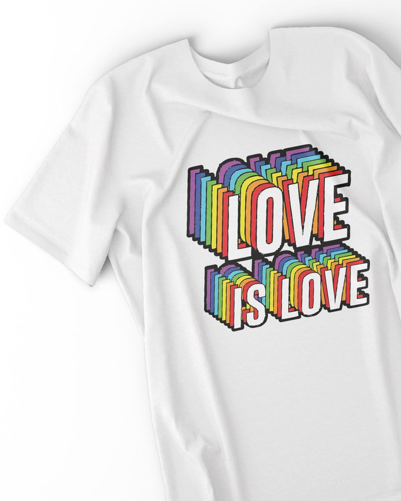 LGBT shirt by The Rainbow's brand