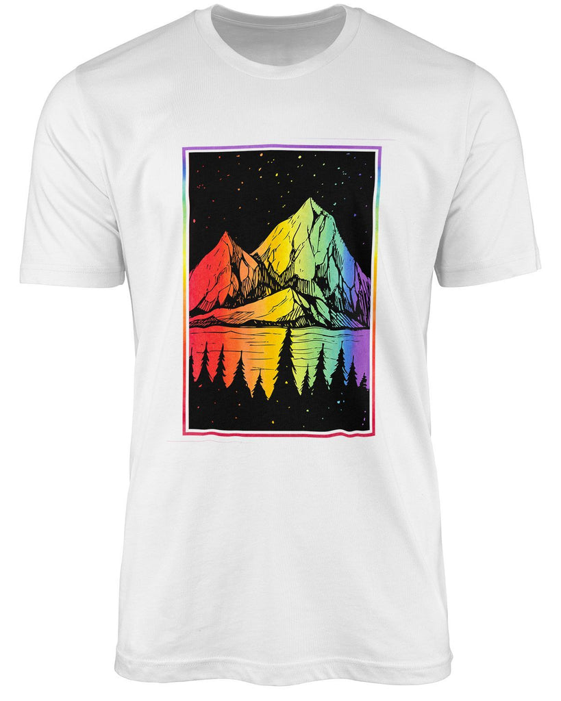 Natural LGBT shirt by The Rainbow's brand - Best Rainbow colors shirt