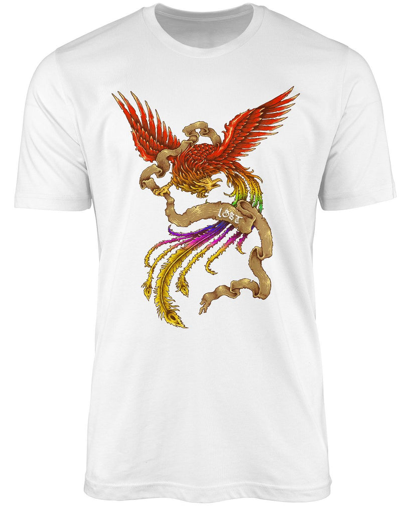 Phoenix LGBT shirt by The Rainbow's brand - Best Rainbow colors shirt