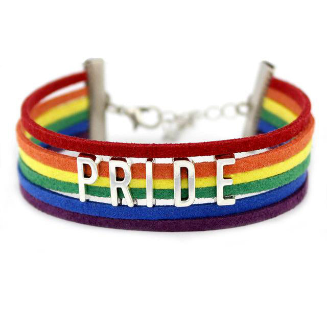 Lgbt Bracelet Pride Day | The Rainbow's Brand
