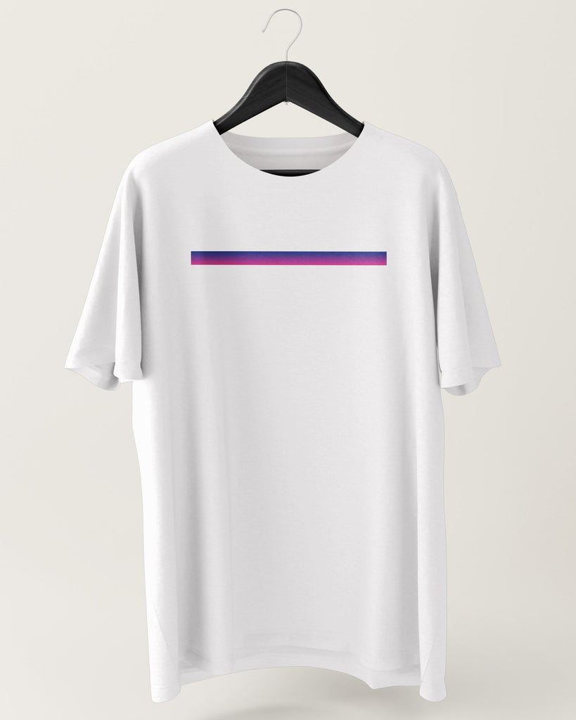 Subtle Bisexual Shirt | The Rainbow's Brand
