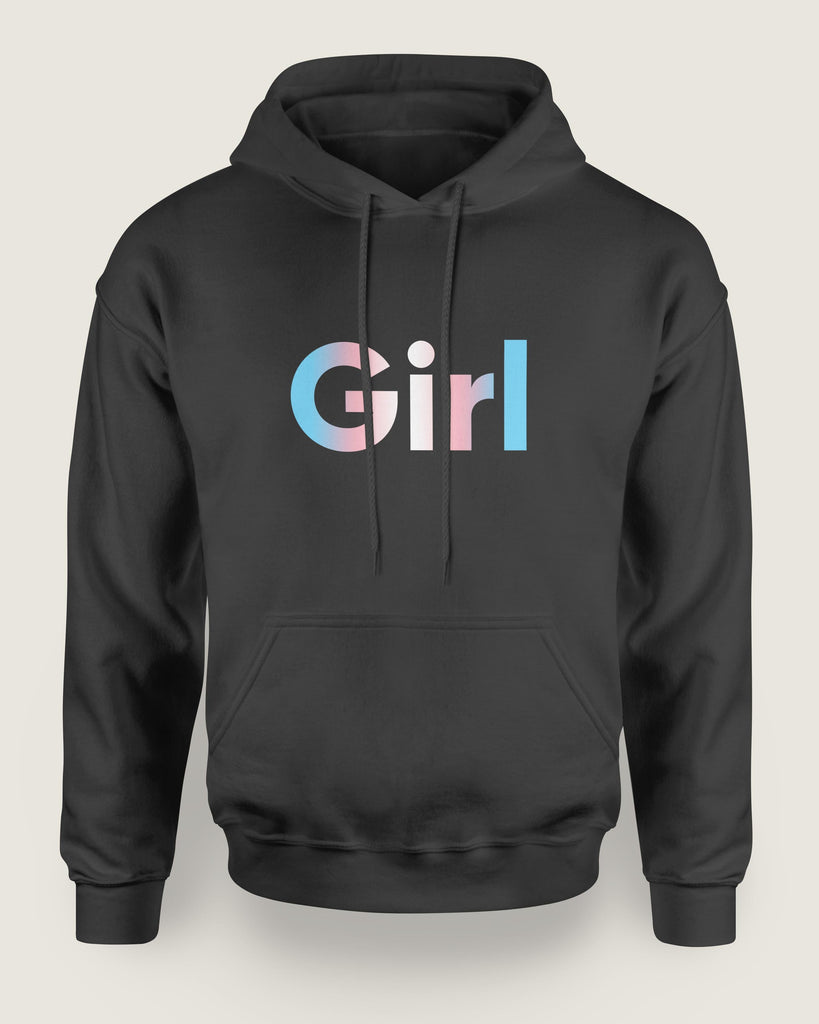 Trans Girl Hoodie | The Rainbow's Brand