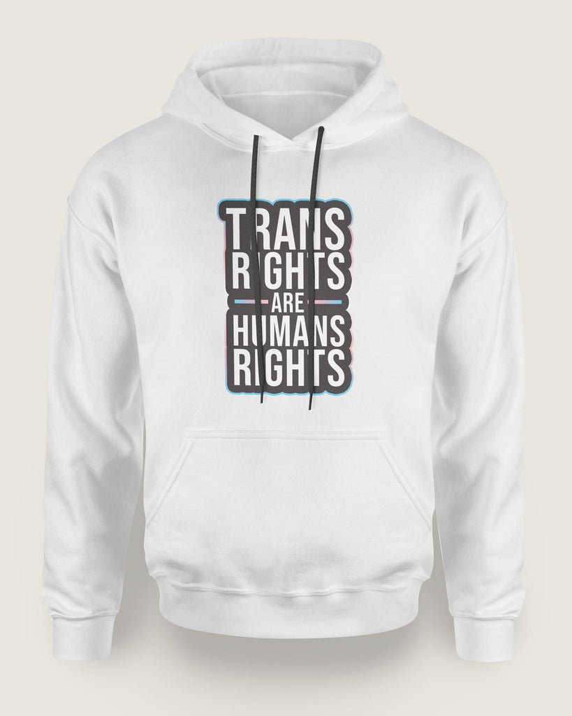 Trans Rights Hoodie | The Rainbow's Brand