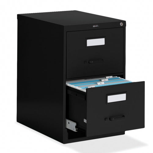 Global 2 Drawer Vertical File Cabinet - Legal (25-250) - Joe's Discount Office Furniture