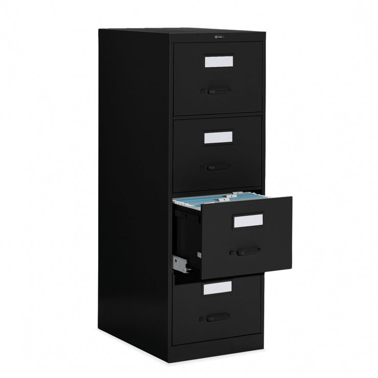 Global 4 Drawer Vertical File Cabinet - Legal (25-450) - Joe's Discount Office Furniture