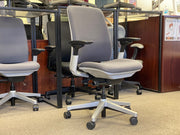 Steelcase Amia - Dark Grey - Fully Featured - Brand New
