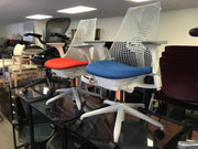 Herman Miller Sayl - Newest Edition - Fully Featured - 4D Arms w/ Release Knob