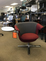 Steelcase i2i - Collaborative Chair w/ Mobile Base & Writing Tablet - Pre-Owned - Joe's Discount Office Furniture