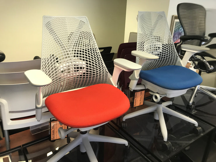 Herman Miller Sayl - Newest Edition - Fully Featured - Joe's Discount Office Furniture