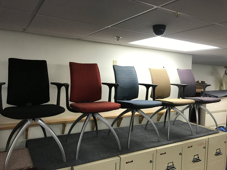 HÅG H05 Communication Guest Chairs - 4 Color Options - Joe's Discount Office Furniture