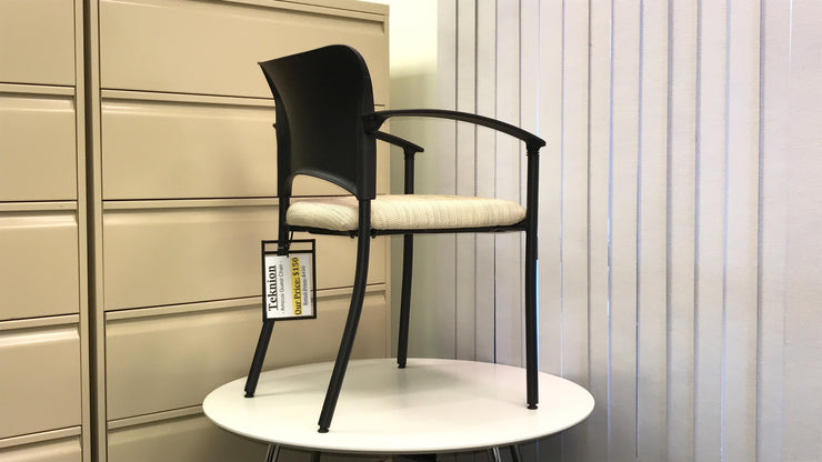 Teknion Amicus - Side Chair - Brand New - Joe's Discount Office Furniture