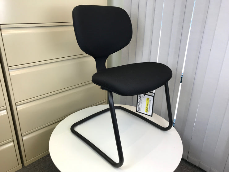 Sled Base Guest Chair - Pre-Owned - Joe's Discount Office Furniture