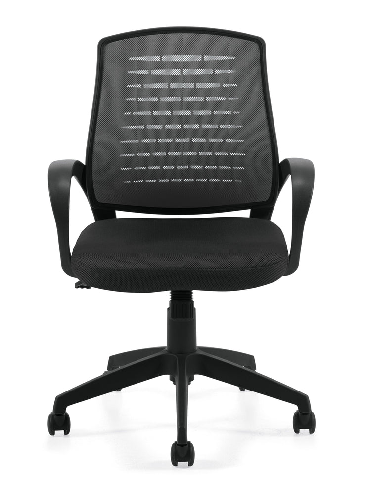 Mesh Back Managers Chair - JD10902B - Joe's Discount Office Furniture