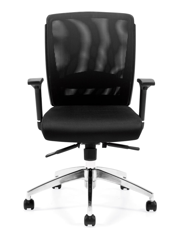 Mesh Executive Chair - JD10904B - Joe's Discount Office Furniture