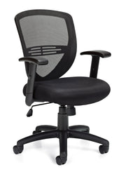 Mesh Back Managers Chair - JD11320B - Joe's Discount Office Furniture