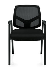 Mesh Back Guest Chair - JD11512B - Joe's Discount Office Furniture