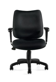 Tilter Chair with Arms - JD11612B - Joe's Discount Office Furniture
