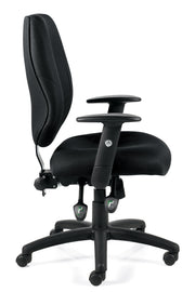 Adjustable Ergonomic Chair - JD11631B - Joe's Discount Office Furniture