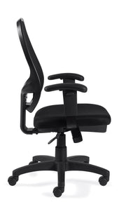 Mesh Back Managers Chair - JD11641B - Joe's Discount Office Furniture